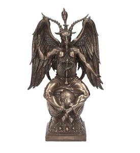 Pagan/Wiccan Baphomet Bronze Large 38cm Figure