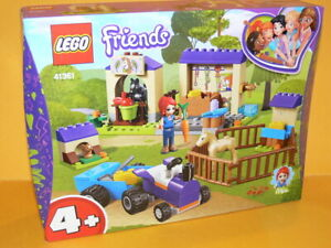 Lego® - Friends - Mias Fohlenstall - ab 4 Jahren - Nr. 41361 - Neu&Ovp