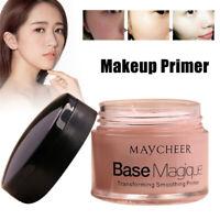 Pores Invisible Base Makeup Face Primer Smooth Wrinkle Cover Concealer Skin Care