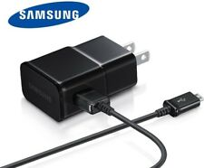 OEM Genuine Original Samsung Charger with Micro USB Cable NOT FOR TOUCHSCREEN