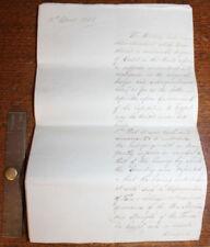 European Original Manuscript Antiquarian & Collectable Books