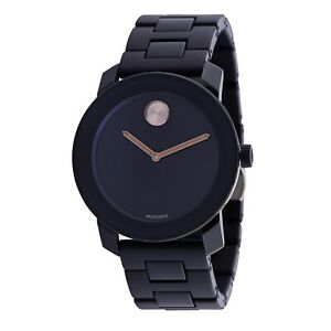 Movado 3600444 Men's Bold Blue Quartz Watch