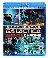 Battlestar Galactica - Blood And Chrome [BluRay] [DVD][Region 2]