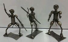 Custom Made Metal Statue Teenage Mutant Ninja Turtles Lot of 3 Extremely Rare