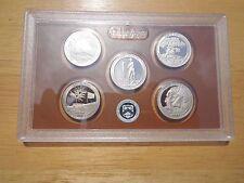 2013 S Clad Proof America The Beautiful Quarter Set  No Box or Coa