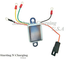 Ford Alternator Adjustable Voltage Regulator One Wire Conversion Kit Hd Version