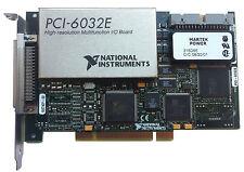 National Instruments NI PCI-6032E  #300