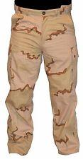 Pantalon de treillis camouflage désert neuf 100% ORIGINAL de l'armée HOLLANDAISE