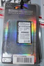 CAMERON SINO Batterie LG C2000, C3300 - CS-LC3300SL