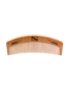 Apothecary 87 The Man Club Barbers Mo Tash Moustache And Beard Styling Comb