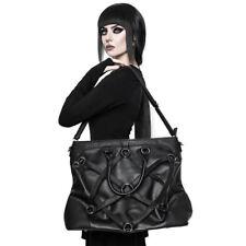 Killstar Gothic Okkult Punk Reisetasche Wochenendtasche - Crowley Weekend Bag
