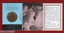 10 x 1998 Howard Florey Penicillin, $1 Uncirculated 'B' Mintmark, Wholesale!