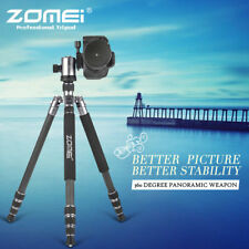 Zomei Z888 Portable Professional Travel Tripod Monopod+Ballhead For Dslr Camera