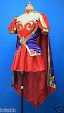 League of Legends Heartseeker Ashe Cosplay Costume Custom Made <lotahk>