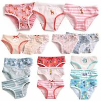 "Vaenait Baby Kids Briefs Girls Underwear 3pcs ""Girls Pantie 7Style Set"" 2T-7T"