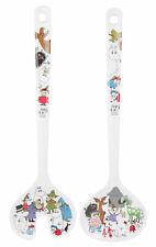 Moomin Characters Melamine Salad Spoons