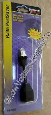 RJ45 Port Saver Ethernet Platinum Tools 21025C Datacom Tester Port Test cable
