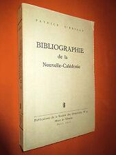 Bibliographie de la Nouvelle Calédonie.