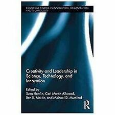 Creativity and Leadership in Science, Technology, and Innovation (2013,...
