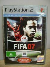 FIFA 07 Platinum...PS2 Game..FREE POST AU