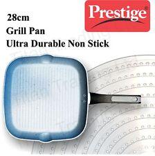 Prestige Stone forge 28 CM Cast Poêle Grill Non Stick crêpière Barbecue Plaque Large