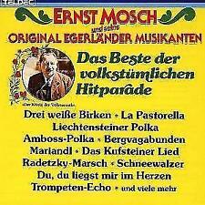 Das Beste Der Volkstümlichen Hitparade von Ernst Mosch und seine Original Egerländer Musikanten (1986)