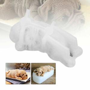 3D Dog Shape Mold  Silicone Mold  MousseChocolate Baking Mould Fondant Tools
