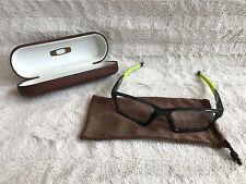 Oakley RX Eyeglasses Glasses Frame CROSSLINK Grey Smoke OX8031-0255 [55-18-140]