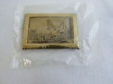 Sealed New Ducks Unlimited 1990 Bronze Stamp Special Membership Edition