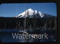 1950s red border Kodachrome photo slide  Fish Lake Utah
