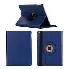 For iPad Case Cover360 Rotating Smart Leather  2 3 4 mini air 2017 colourful