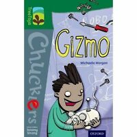 Oxford Reading Tree TreeTops Chucklers: Level 12: Gizmo by Michaela Morgan...