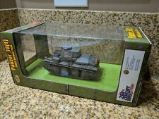 Ultimate Soldier 32x WWII German Panzer 38(t) Tank #525 21st Century Toys NEW