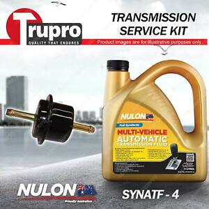 SYNATF Transmission Oil + Filter Kit for Honda City Civic CRV RD RE CRZ Jazz