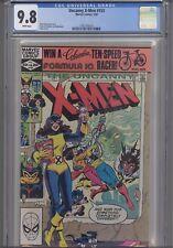 Uncanny X-Men #153  CGC 9.8  1988 Marvel Comic with Kitty Pride Cover