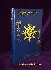 SABBATICA The Seas Of Death, Deluxe Limited Hardcover, Nephilim Press Grimoire