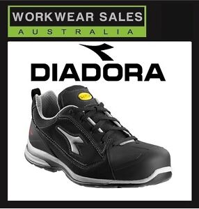 Diadora Jet Runner Mens Work Shoe Safety Boots Only Aussie Seller