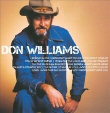 """DON WILLIAMS, CD """"ICON"""" NEW SEALED"""