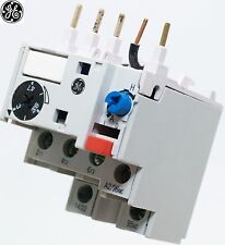 GENERAL ELECTRIC MT03K IEC Overload Relay, adjust  3 to 4.7 Amps GE