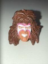 WWE/WWF Wrestling Spare Figure Head Hasbro The ultimate warrior