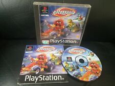 Muppet RaceMania, Sony Playstation 1 Game, Trusted Ebay Shop, Complete