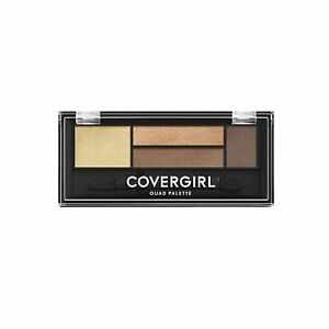 COVERGIRL Eye Shadow Quad Palette-705 Go For The Golds
