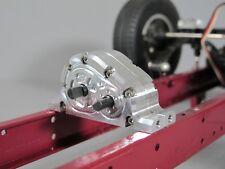 Transfer Case 2:1 Reduction Auxiliary Transmission Gear Box Tamiya 1/14 1/10 1/8