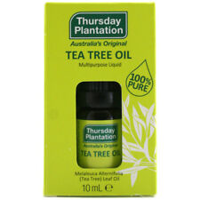 Thursday Plantation Pure Tea Tree Oil - Choose 10ml, 25ml or 50ml, One Supplied