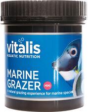 NEW Era Vitalis Mini Marine Grazer 110g-ASPIRAZIONE fissaggio incluso cibo per pesci