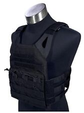 FLYYE MOLLE Swift Plate Carrier JPC Vest - Black 1000D CORDURA size S