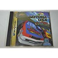 Sega Saturn Daytona USA Japan SS