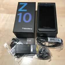Brand New Boxed Blackberry Z10 16GB - Black (Unlocked) Smartphone With Warranty