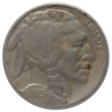 1925-S 5c Buffalo Nickel A0 - Very Tough Date & Mint with 2/3 Horn