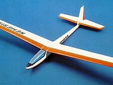 Nemesis  / 93  inch  Sailplane, Glider, RC AIrplane Printed Plans & Templates